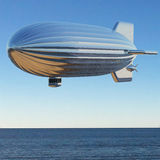 Dirigible 3d Royalty Free Stock Image