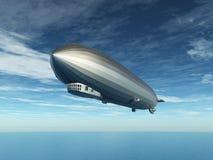 dirigible Foto de archivo