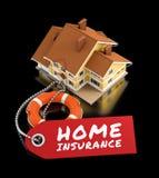 Dirija o seguro Imagem de Stock Royalty Free