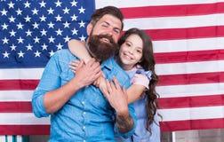 Diritto fondamentale di libertà Come gli americani celebrano la festa dell'indipendenza L'indipendenza è felicità Priorit? bassa  fotografie stock libere da diritti