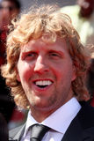 Dirk Nowitzki Royalty Free Stock Photos