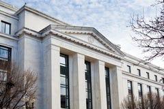Dirksen Senate office building facade Washington Stock Image