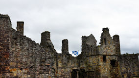 Dirleton Castle Royalty Free Stock Photo
