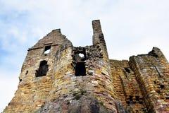 Dirleton Castle Royalty Free Stock Photos