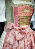 Dirndl Foto de Stock Royalty Free