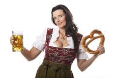dirndl Photo stock