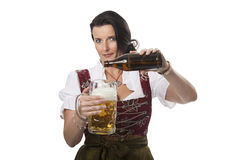 Dirndl Stock Photography