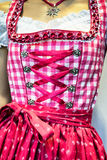 Dirndl Royalty Free Stock Photography