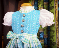 Dirndl Royalty Free Stock Photo