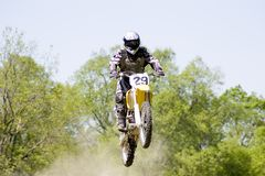 Dirt Bike 1 stock image
