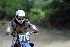 Dirt Bike Royalty Free Stock Images