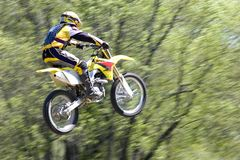 Dirt Bike 2 stock images