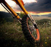 Dirt bike Stock Photography