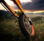 Dirt bike Stock Photography