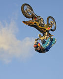Dirt Bike Flying High Editorial Stock Image Image Of Danger