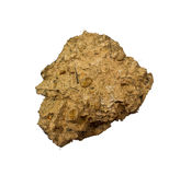 Dirt Clods Isolated Stock Images