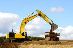 Dirt Dig stock photos