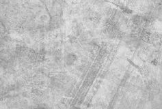 Dirt gray concrete floor Royalty Free Stock Images