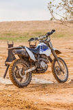 Dirt Motorbike Stock Photography
