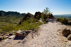 Piestewa / Squaw Peak Royalty Free Stock Image