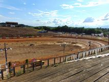 Dirt Race Track Stock Images