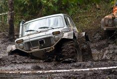 Dirt Racing royalty free stock photo