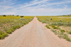 Dirt road Stock Photos
