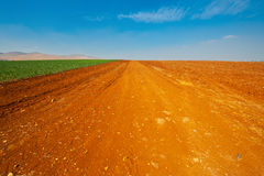 Dirt Road Stock Image