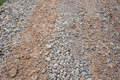 Dirt road countryside Stock Photography