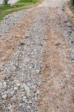 Dirt road countryside Royalty Free Stock Photos