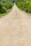 Dirt road to a Farm Royalty Free Stock Images