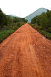 Dirt road track Royalty Free Stock Photography
