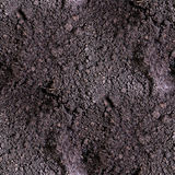 Dirt seamless texture  soil land terra background Royalty Free Stock Images