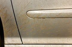 Dirt splashes background Stock Image