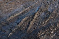Dirt, spring Royalty Free Stock Image