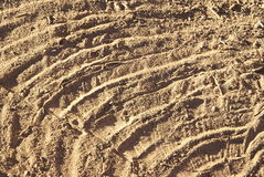 Dirt Swirls Stock Images