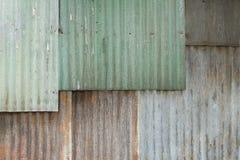 Dirt zinc background stock photo