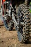 Dirtbikes Lizenzfreies Stockfoto