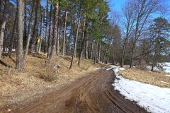 Dirtroad Stock Images