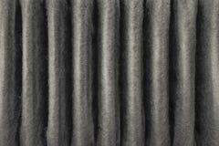 Dirty air filter Stock Photo