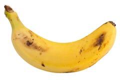 Dirty banana Royalty Free Stock Image