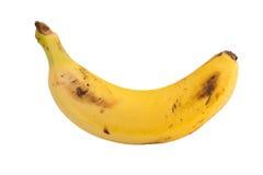 Dirty banana Royalty Free Stock Photography