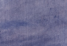 Dirty blue cloth texture. Background and texture for design Stock Images