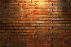 Dirty brick wall background. Dirty dark brick wall background Royalty Free Stock Images