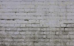 Dirty brick wall for background stock photography