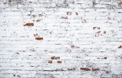 Dirty brick wall. Great as background Stock Image