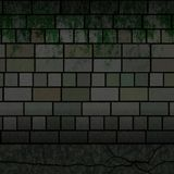 Dirty brick wall texture Royalty Free Stock Photography