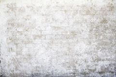 Dirty brick wall. Dirty white brick wall, construction Stock Photos