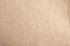 Dirty brown canvas Royalty Free Stock Photo