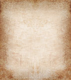 Dirty brown leather background Stock Photography